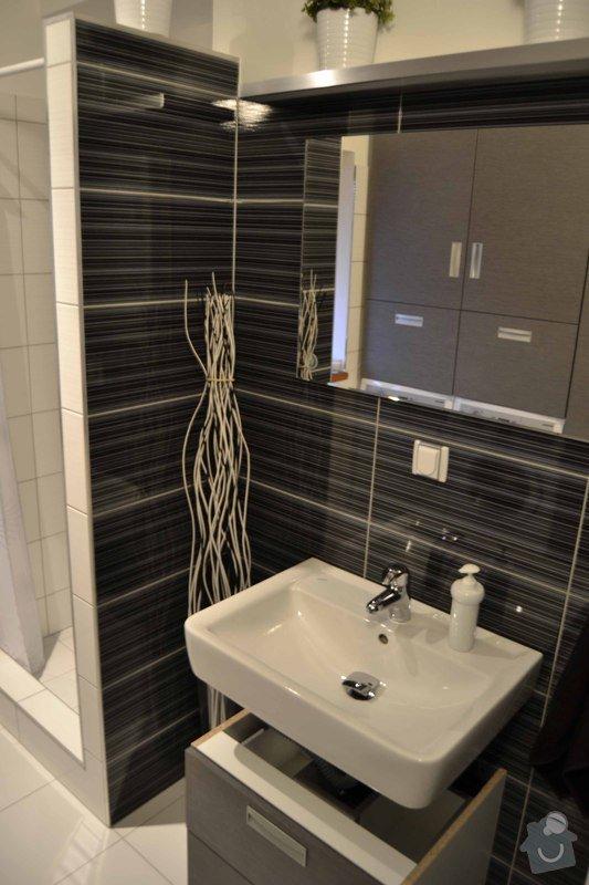 Rekonstrukce koupelna a Wc: 5