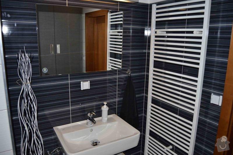 Rekonstrukce koupelna a Wc: 6