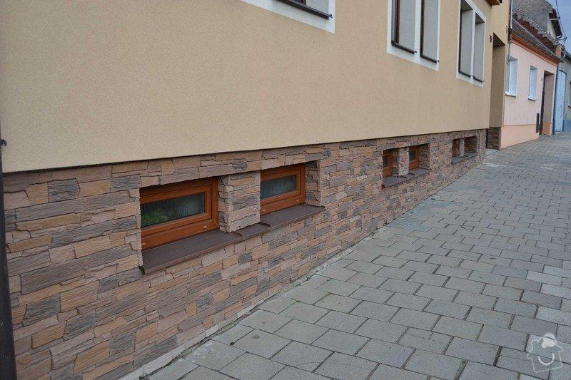 Rekonstrukce koupelny a Wc, obložení soklu domu: 0_21_