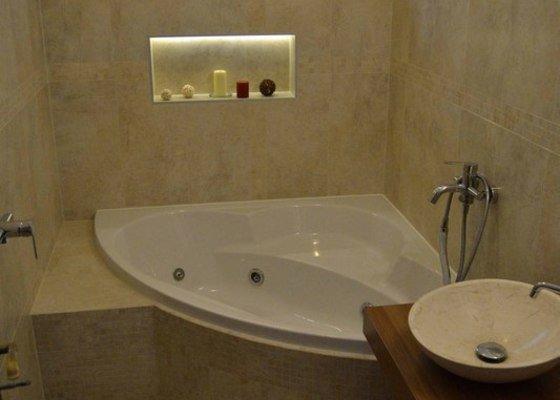 Rekonstrukce koupelny v rodinném domku