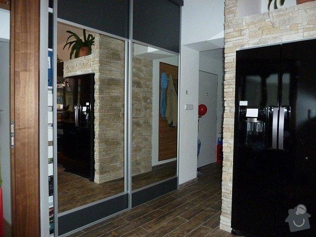 Kompletní rekonstrukce bytu: satna