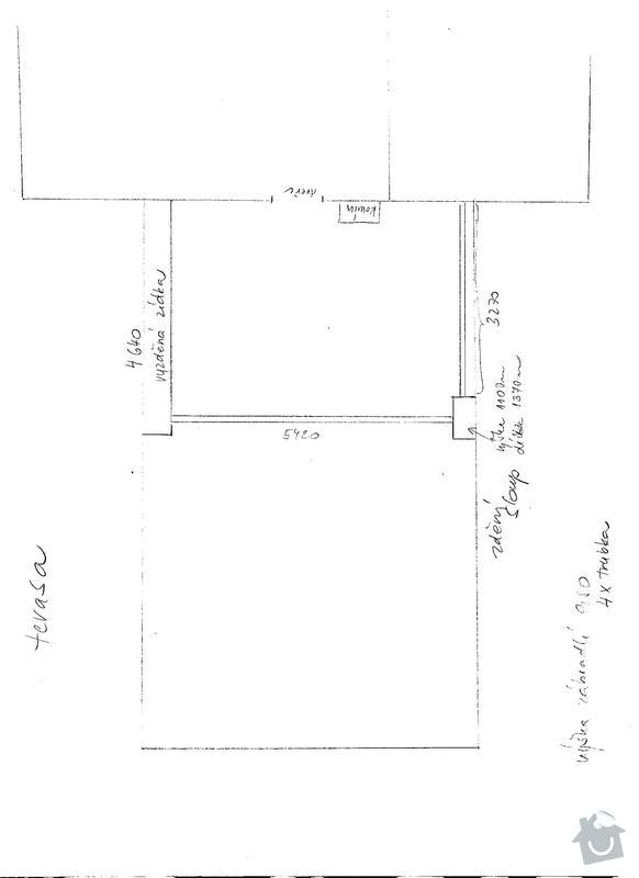 Výroba nerez zábradlí na 2 franc. okna a zábradí terasa : zabradli