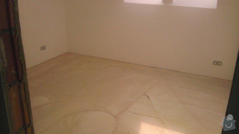Pokládka vinylové podlahy v RD: IMAG1225