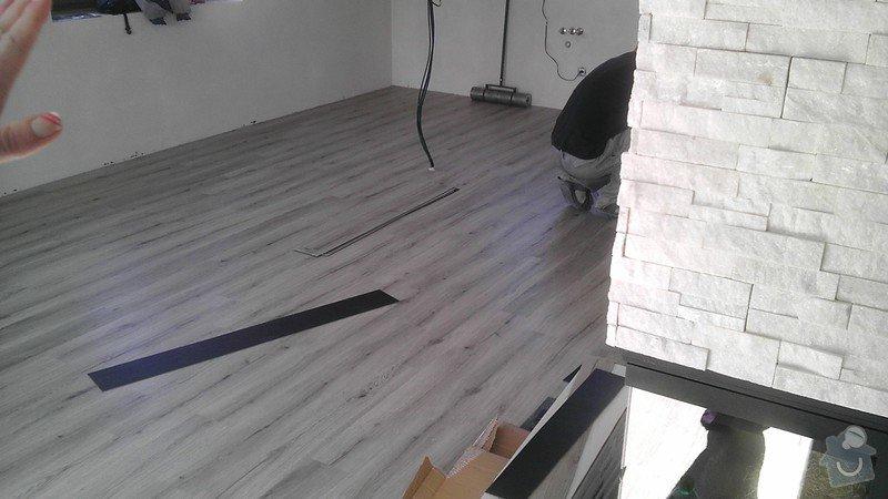 Pokládka vinylové podlahy v RD: IMAG1236