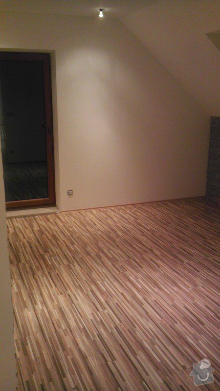 Pokládka vinylové podlahy v RD: IMAG1242