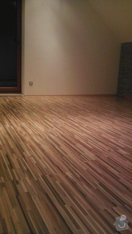 Pokládka vinylové podlahy v RD: IMAG1243