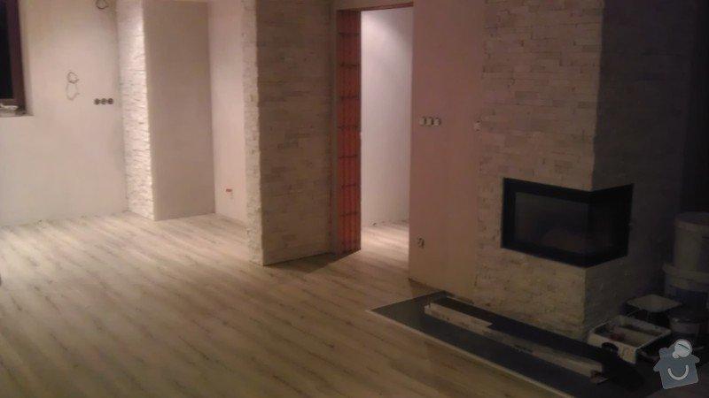 Pokládka vinylové podlahy v RD: IMAG1244