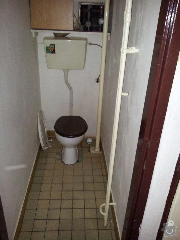 Rekonstrukce bytu - elektro + koupelna : 20130316_110318