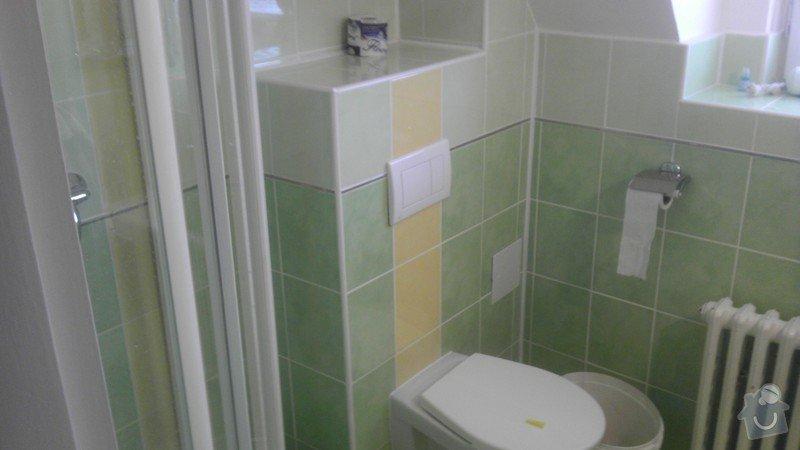 Kompletní rekonstrukce koupelen hotelu : IMAG0198