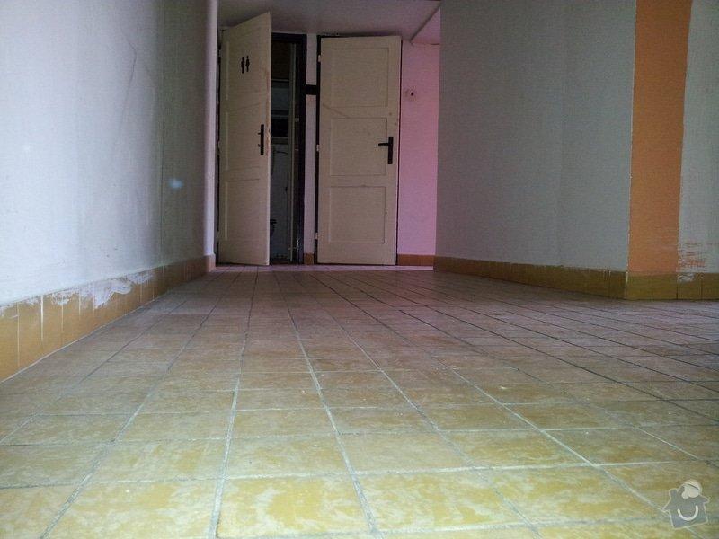 Rekonstrukce bytu - elektro + koupelna : 20130316_114412