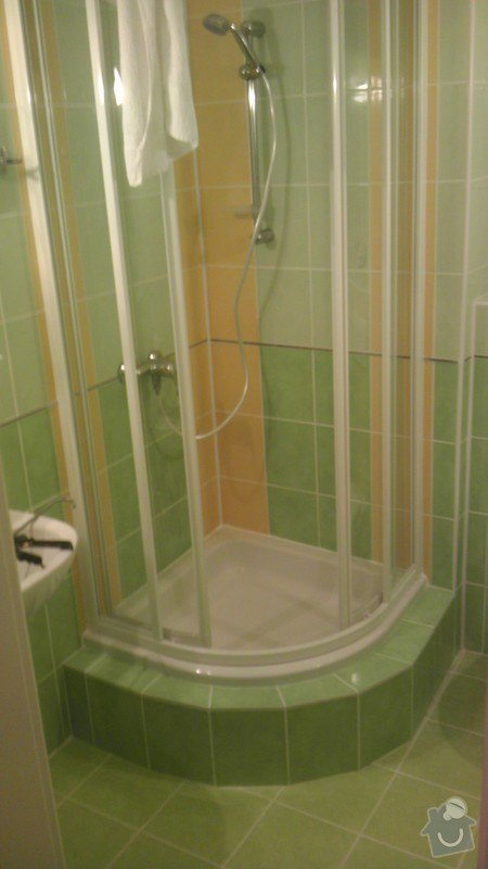 Kompletní rekonstrukce koupelen hotelu : IMAG0201