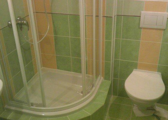 Kompletní rekonstrukce koupelen hotelu