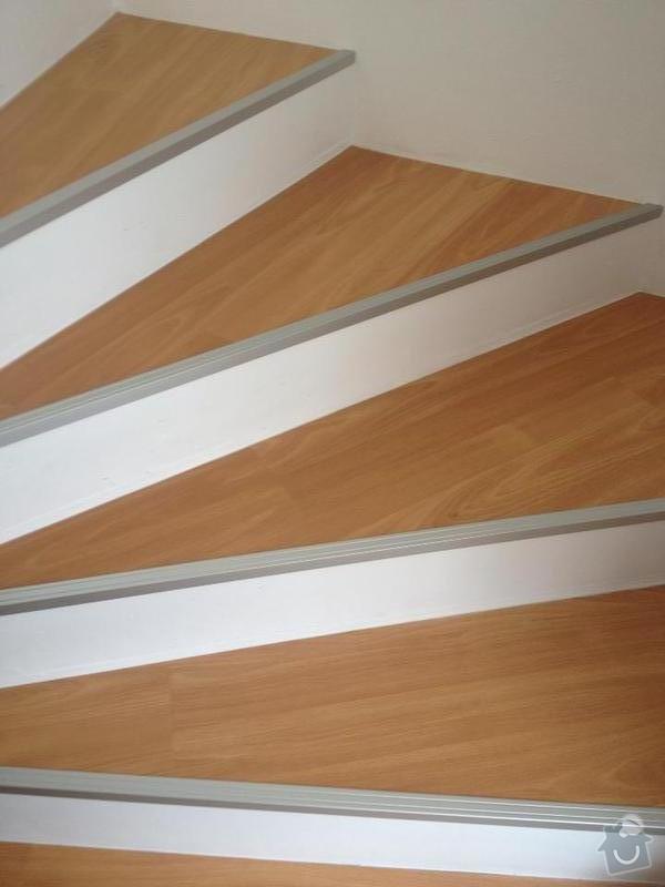 Obklad schodů z monolitu vinylem,hliníkové hrany: 65582_544320188931802_825195421_n