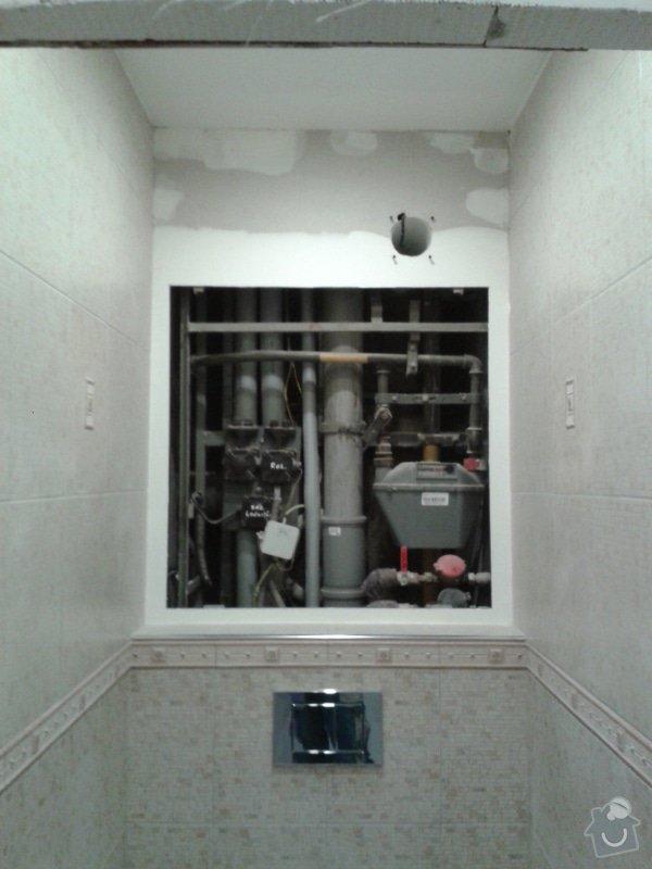 Rekonstrukce bytu Brno-Lišeň: Lisen2