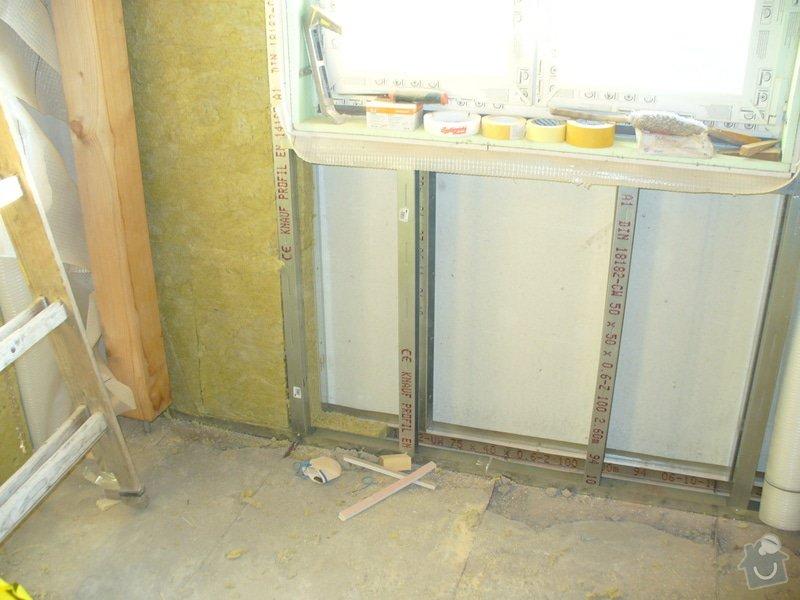 Přístavba pokoje Lhota p. Libčany: Lhota_1