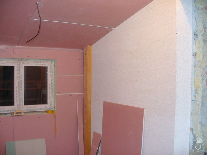Přístavba pokoje Lhota p. Libčany: Lhota_2