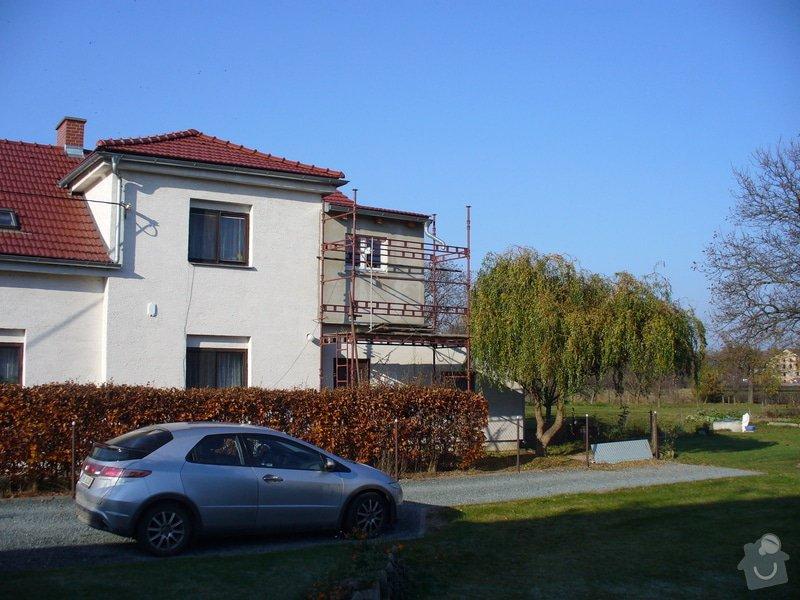 Přístavba pokoje Lhota p. Libčany: Lhota_7