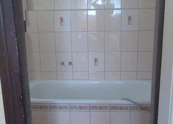 Obklad koupelny a wc