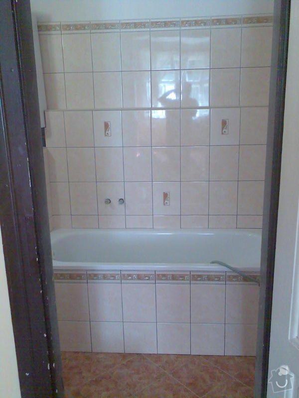 Obklad koupelny a wc: 4