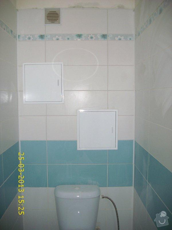 Obklad stěny za wc: IMG_0006
