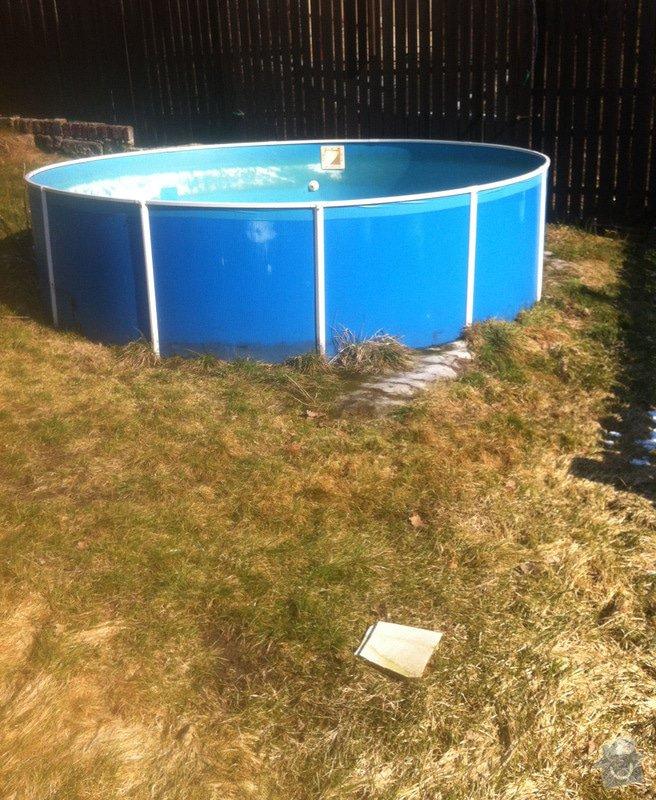 0fdcb290c6 Zapuštění bazénu Azuro včetně finálních úprav (Jestřebí