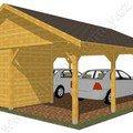 Garazove stani pro 2 auta garazove stani sedlova strecha