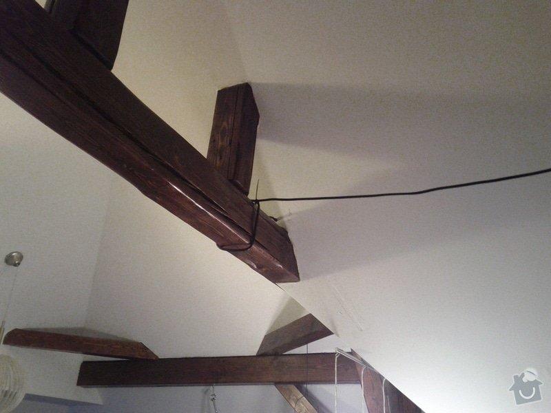 Falešný dřevěný trám (2 metry, 15x15cm): IMG_20130304_194643