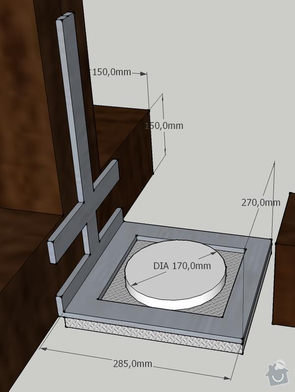 Ocelový nosník pro digestoř: digestor_nakres_2