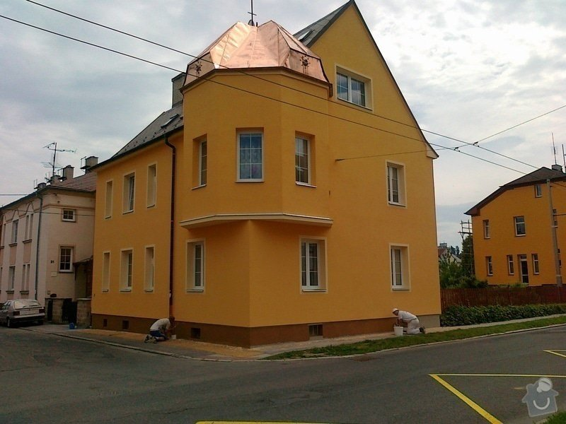 Kompletní zateplení fasády: 01.07_2011_700