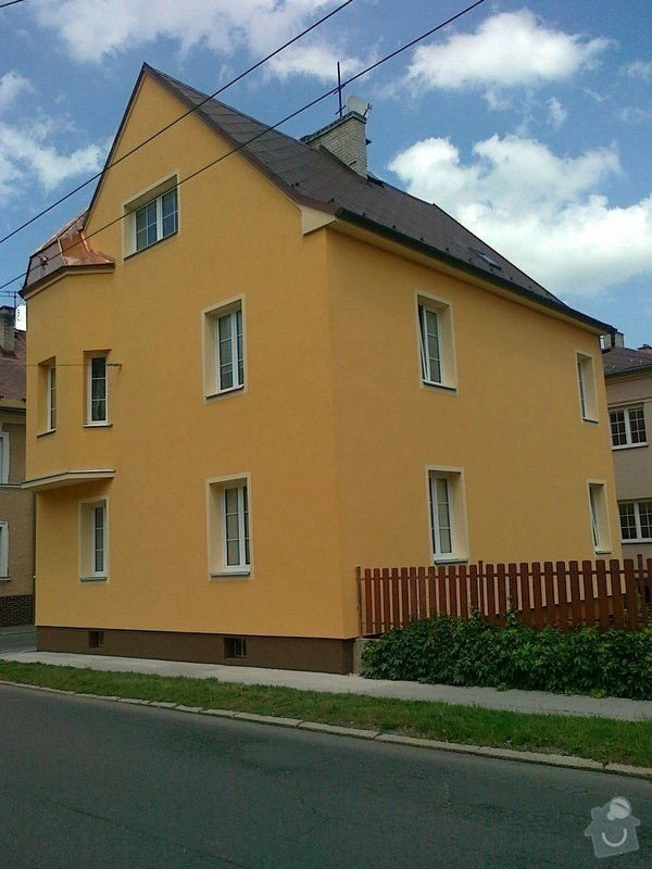 Kompletní zateplení fasády: 01.07_2011_705