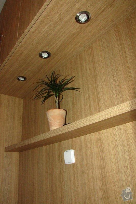 Výroba a montáž skříně a manželské postele do ložnice: 08