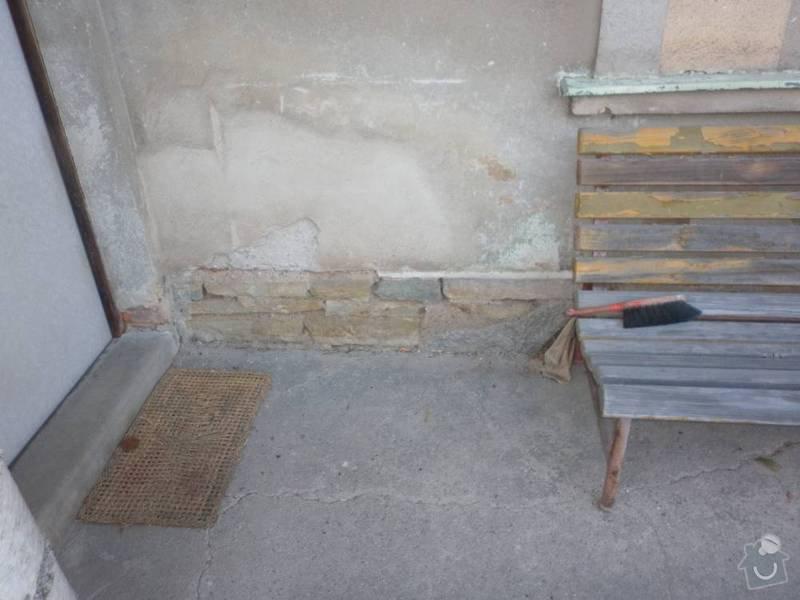 Podřezání rodinného domu: P1010759