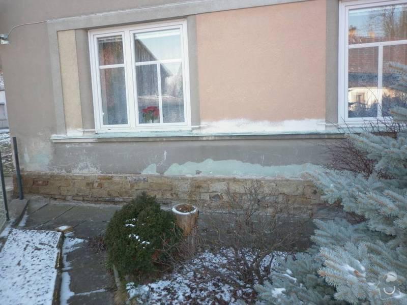 Podřezání rodinného domu: P1010762