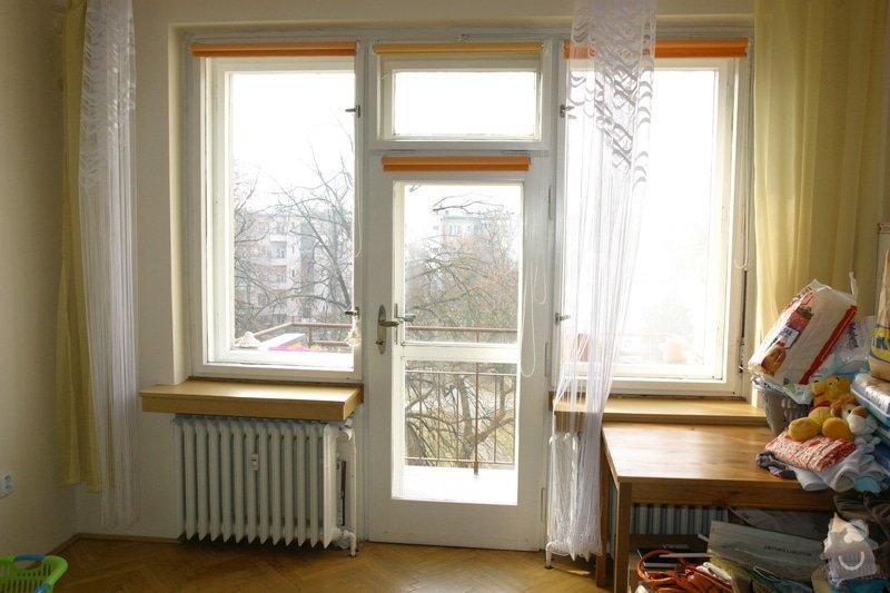 Renovace špaletových oken: loznice