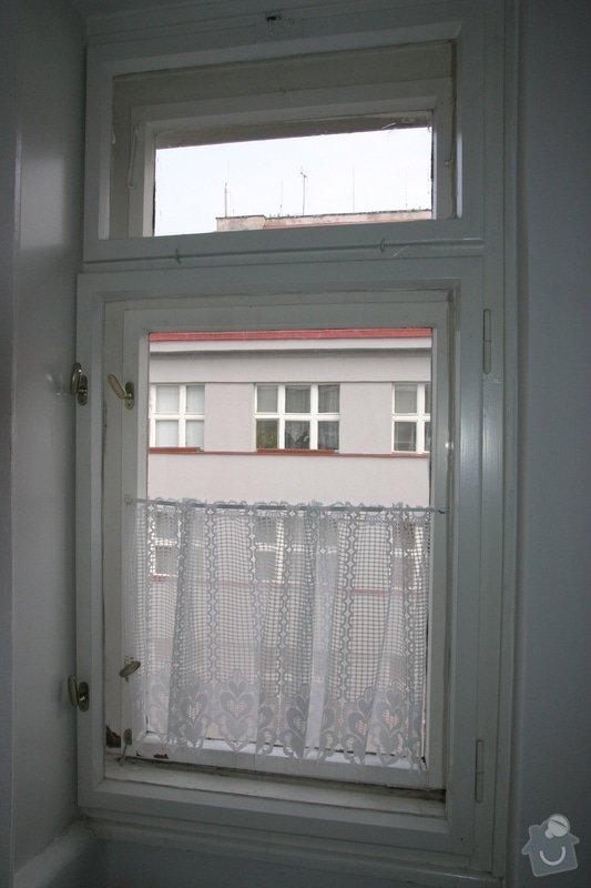 Renovace špaletových oken: spiz
