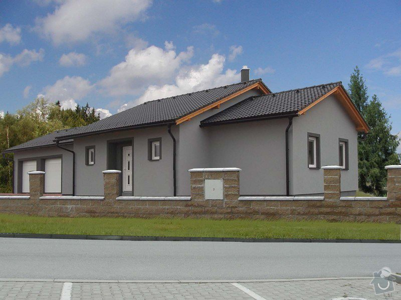 Luxusní montovaný dům Otrokovice: RD13