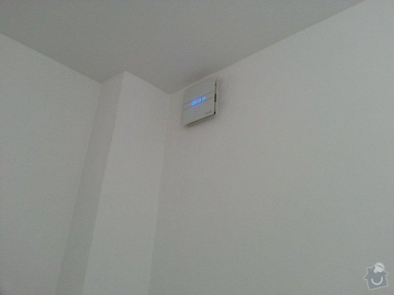 Instalace TV, rozvod HDMI kabelu, montáž lišt: 20130401_141754