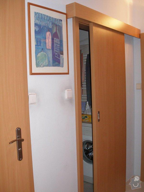 Posuvné, popř. pouzdrové dveře 2x: P4010362