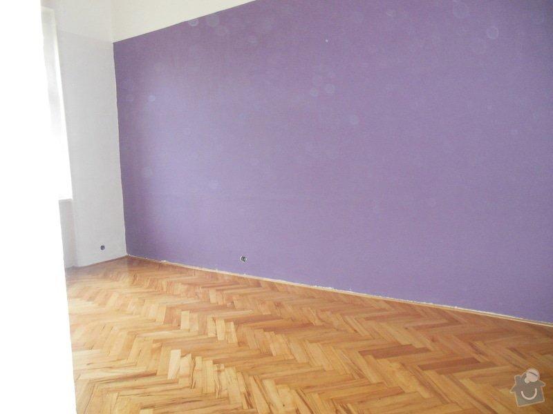 Zbroušení a nalakování dřevěné podlahy: DSCN0126