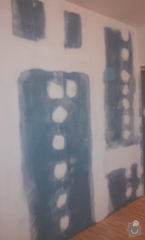 Odhlučnění stěny, 9 m2: 20130329_101343-1
