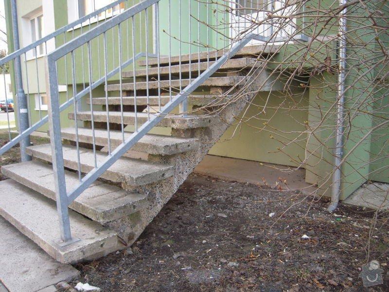Renovace schodiště do panel.domu: DSCN4401