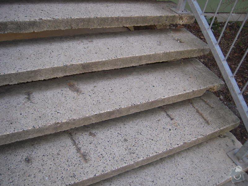 Renovace schodiště do panel.domu: DSCN4403
