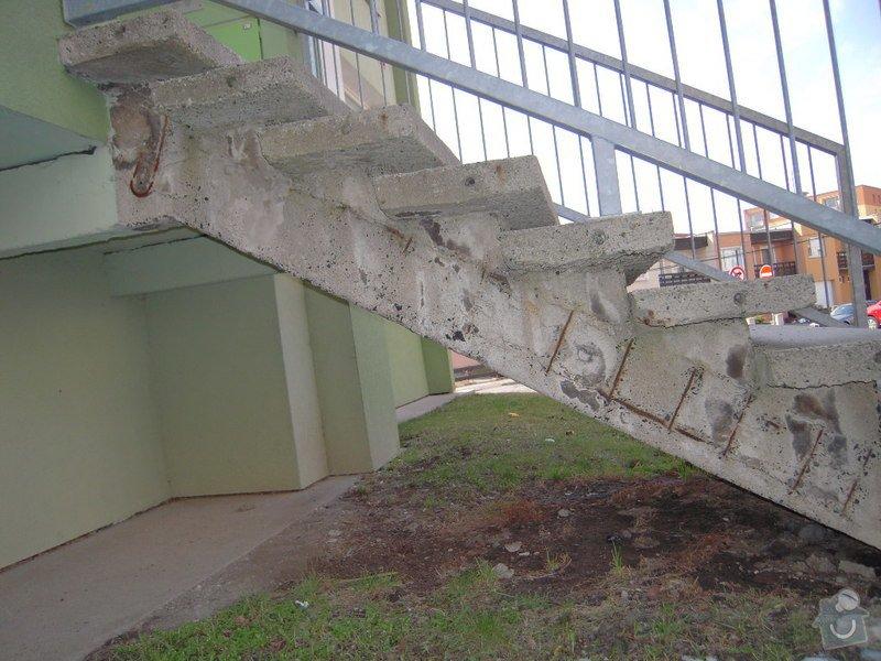 Renovace schodiště do panel.domu: DSCN4404