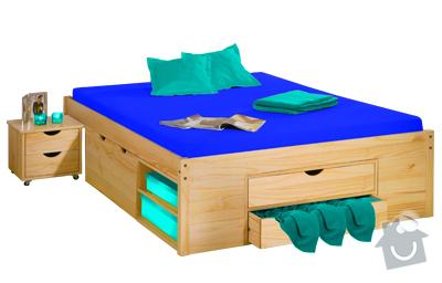 Zhotovení postele: 8804