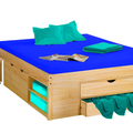 Zhotoveni postele 8804