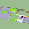 Komplexni rekonstrukce bytu navrh