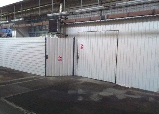 Oplocení výrobního prostoru