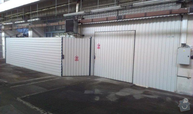 Oplocení výrobního prostoru: IMAG0170