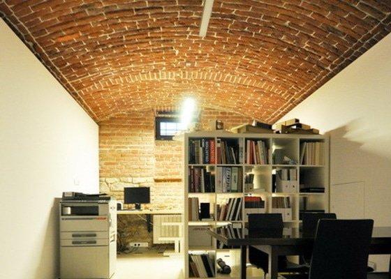 Rekonstrukce kanceláře/ateliéru
