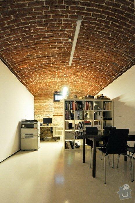 Rekonstrukce kanceláře/ateliéru: atelier_01